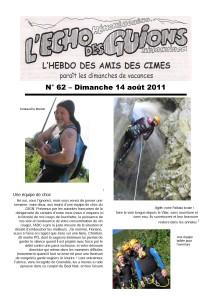 L'Echo Des Guions N°62-couverture