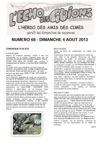 L'Echo Des Guions N°68-couverture_