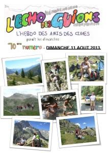 L'Echo Des Guions N°70-couverture
